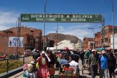 für uns hiess es nicht bienvenido sondern adios Bolivia - einmal mehr eindrücklich, dieses Land!