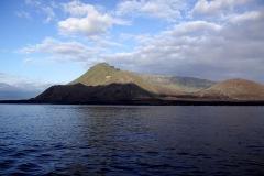Krater des Vulkans Ecuador - Isla Isabela