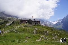 Windgällenhütte des akademischen Alpenclubs Zürich