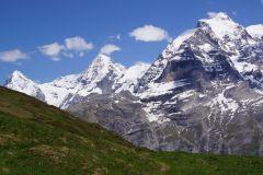 ..was für Berge!