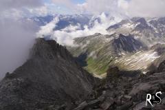 Tal Val Strem, welches nach Sedrun führt!