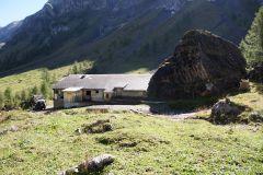Alp Groppi - oberhalb der Iffigenalp