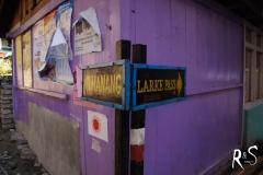 Abzweiger: nach Manang in die Annapurna-Runde, Larkya La rund um den Manaslu!