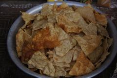 Puri - frittiertes Brot