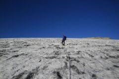 Im Aufstieg zum WIldhorn