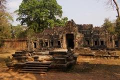 Einer der Eingänge zu Preah Khan