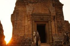 Östlicher Mebon - unser Abschied von Angkor! Vielleicht sind wir ja bald wieder zurück.. =)