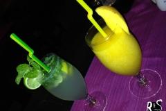 Geliebter Mangosaft und erfrischender Mojito - Dessert & Cocktail!