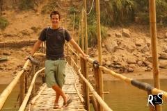 ..und die Brücke hält!