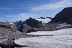 Wildstrubel-, und Lämmerengletscher