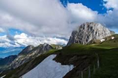 Stockhorn vom Walalpgrat