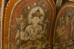 Tashi Kabum - a buddhist site located in a cave
