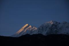 Nilgiri and Tilicho Peak (both over 7000m)