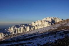 Southern Icefields von der Seite