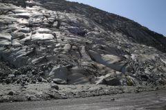 Gletscherschliff!