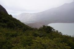 Ausblick vom Mirador Maestri: Laguna Torre