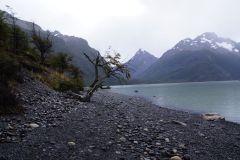 Kieselstrand Lago Dickson