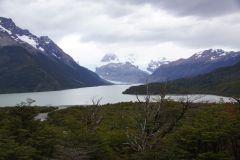 Lago und Glaciar Dickson