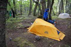 kleines Zelt für Gross-Raphael.. und ich war ja auch noch da!