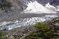 Glaciar del Francés