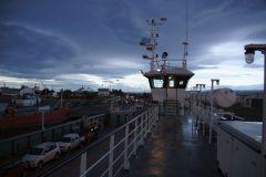 Transbordadora Austral Broon - die typischen Fährschiffen
