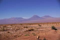 Volcanes Sairecabur - Licancabur - Juriques