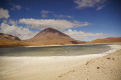 Licancabur und Laguna Verde
