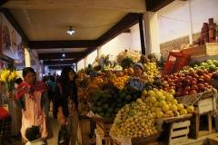 auf dem Mercado Central...
