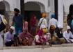 der Gang in den Tempel - eine Familienangelegenheit