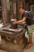 Ob sich wohl damit eine geheime Schatzkammer öffnet..? Indiana Jones auf Erkundungstour in Preah Khan..