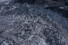 Vadret da Tschierva - ein fantastischer Abbruch