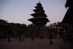 Nyatapola Temple - Street Life in Bhaktapur