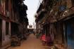 eines Tages machten wir eine 7Km lange Walking Tour durch die Hinterstrassen von Bhaktapur