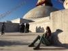 Boudha - ein kraftvoller Ort zum Verweilen