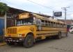 unser Chicken-Bus von San Juan nach RIVAS