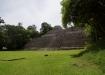 die grösste Pyramide (von ganz Belize) genannt Canaa mit knapp 42m Höhe
