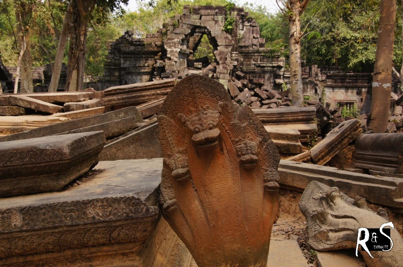 Khmer-Tempel Beng Mealea