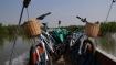 verzweigt- auch auf dem Mekong könnte man sich verfahren!