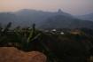 einzigartige Karstberglandschaften im Norden von Laos