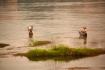 Die noch ursprünglichen Fischerszenen am Nam Lik