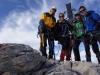Auf dem Gipfel des sog. Sommet des Diablerets 3210m ü.M.
