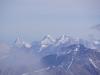 Eiger, Mönch und Jungfrau im Zoom