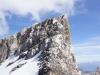 Das ist der le Dôme auf gute 3000m ü.M. Neben dem doch spaltenreichen Gletscher das Pièce de Resistance der Tour