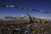 Der erste, in Tibet erreichte 5000er-Pass per Jeep: Tong La auf 5140m.