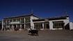 Dorf Dingri - unser Guide Noang ist hier aufgewachsen.