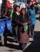 Auf dem tibetischen Markt in Shigatse...