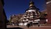 Kumbum-Chörten in Gyantse - ein weiterentwickelter Stupa des tibetischen Buddhismus