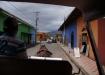 in den Strassen von Granada unterwegs...