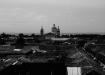 die Kathedrale von Granada aus der Ferne