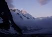 Aletschhorn in Morgenstimmung